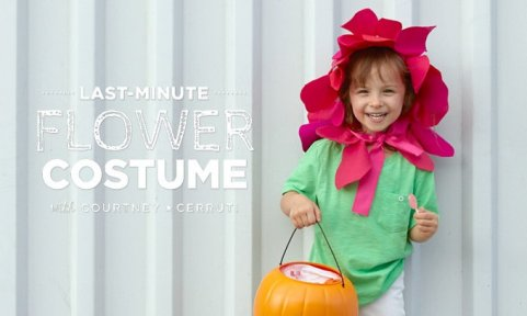 last-minute-halloween-flower-costume