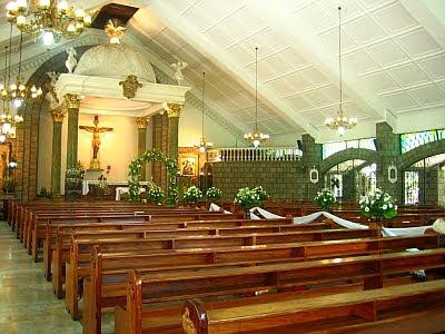 Hearts Of Jesus And Mary Parish Church Quezon City Tina Talks