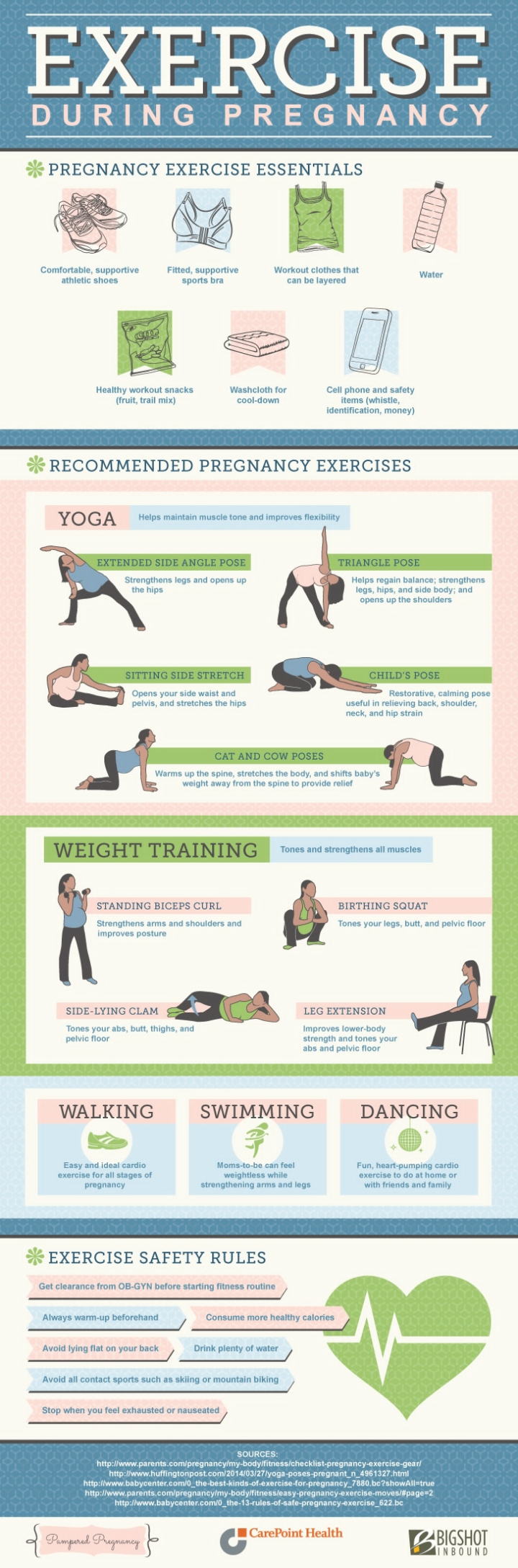 Exercise-During-Pregnancy-Infographic